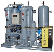 EAF steelmaking oxygen generator