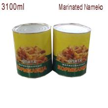 canned nameko marinated 2840g*6tins/ctn