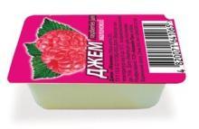 Portion pack PREMIUM 51% FRUIT Raspberry Jam 25g