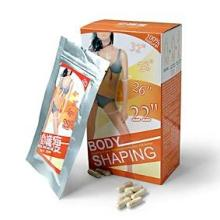 Body shaping herbal slimming tablets