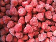 IQF Strawberry