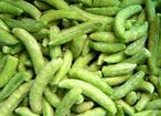 IQF  Sweet   pea s(frozen  snap   sweet   pea )