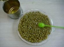 Canned Green Peas in brine 425ml /400g /240g