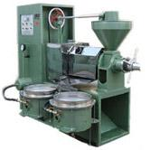 Combined oil press machine