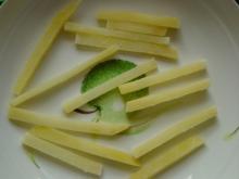 картофельная полоска iqf