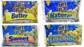 American Butter Almond Pecan Popcorn