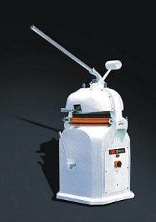 semi-automatic rounding and dividing machine
