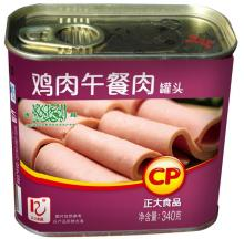 CANNED CHICKEN LUNCHEON MEAT