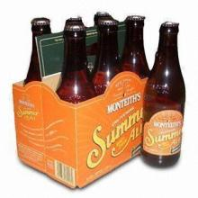 Beer, Monteiths Summer Ale Honey Spiced 6 x 330mL Bottles