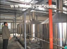Large and medium size brewery equipment