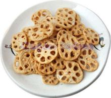 Low temperature Vacuum Lotus root slices