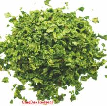 Dried Chinese green paprika