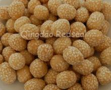 Sesame Flavored Coated Peanuts