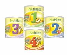 Nutrilatt Infant/ Toddler Milk Formula