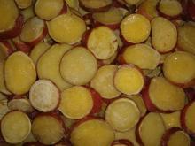 IQF  Сладкий  картофель  нарезанный ломтиками