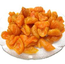 Good taste dried apricot with sugar added