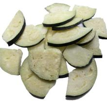 Freeze Dried Eggplant Slices