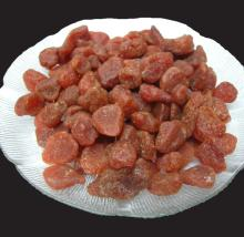 New dried strawberry (added sugar)