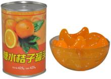 Canned Oranges in Light syrup