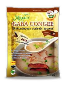 GABA Rice Congee with Mushroom