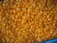 Половинки/кубики абрикоса IQF
