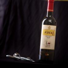 Spanish DO La Mancha wine GRAN CASTILLO ROYAL-Reserva