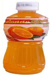 Salsaas Orange juice with pulp
