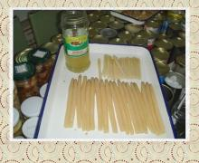 Canned white Aaparagus