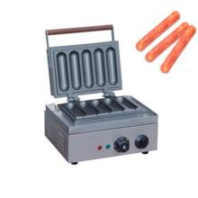 Hot Sale 220v/110v Electric US Hot Dog Waffle Maker Machine