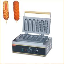 Hot Sale 220v/110v Electric Muffin Hot Dog Maker Machine