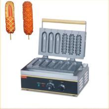 Hot Sale 220v/110v Electric  Muffin  Hot Dog Maker Machine