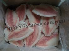FROZEN TILAPIA FILLETS