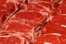 Frozen beef, frozen meat, from cow, goat , sheep,