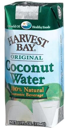 Harvest Bay Coconut Water Pure 100% original