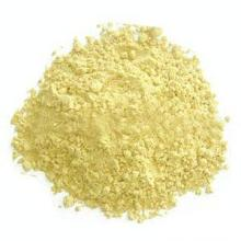 dehydrated ginger powders