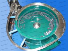 vibratory bowl feeder for screws