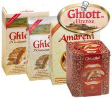 Ghiott Biscuits