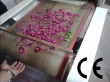 flower tea dryer /drying machinery