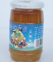 Honey Pomelo Fruit Tea