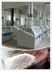 flour production plant