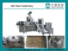 floating fish food production plant/machinery