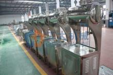 beer bottle filling machine with double heads