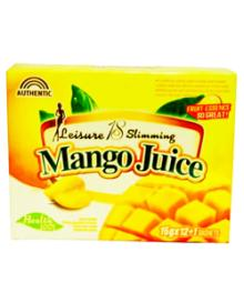 LEISURE 18 SLIMMING MANGO JUICE /OEM juice available