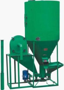Sale animal feed Grain combined crusher and mixer machine