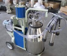 Single Bucket Cow Milking Machine