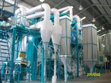 grain  cleaning   machinery