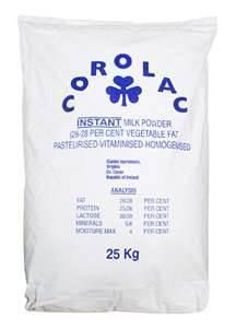 corolac milk powder 25kg