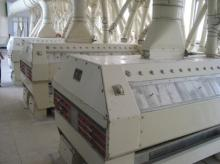 corn meal milling line,maize grits mill