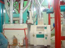 corn meal milling plant,corn grits mill