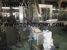 Glass bottle beer filling Equipment /machine